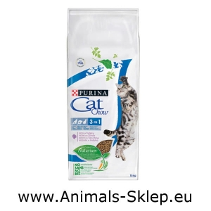 Purina Cat Chow Special Care 3w1 15kg