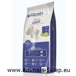 Dibaq Fitmin Maxi Light 15kg