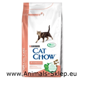 Purina Cat Chow Special Care Sensitive 15kg
