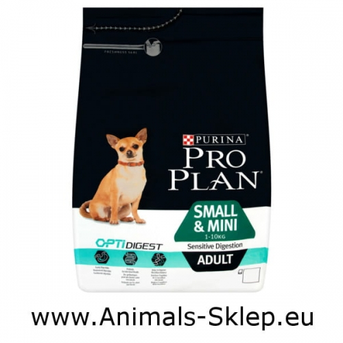 Purina Pro Plan Adult Small Mini Sensitive Digestion 3kg